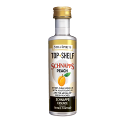 Still Spirits - Top Shelf - Schnapps Essence - Peach Schnapps
