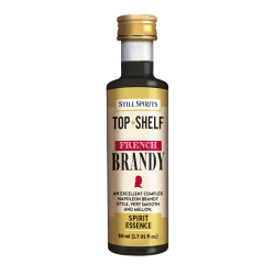 Still Spirits - Top Shelf - Spirit Essence - French Brandy