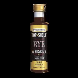 Still Spirits - Top Shelf - Spirit Essence - Rye Whiskey