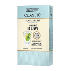 Still Spirits - Classic - White Rum - Twin Sachet Pack