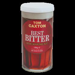 Tom Caxton Best Bitter - 1.8kg - 40 Pint - Single Tin Beer Kit