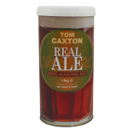 Tom Caxton Real Ale - 1.8kg - 40 Pint - Single Tin Beer Kit