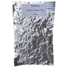 Tettnanger Whole Leaf Hops - Vacuum Packed - 100g