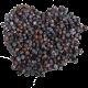 Dried Juniper Berries - 500g Bag