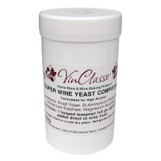 Vinclasse Super Wine Yeast Compound - 250g
