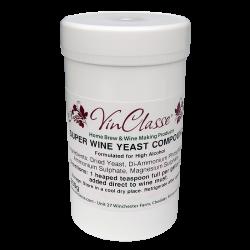 Vinclasse Super Wine Yeast Compound - 250g