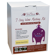 VinClasse German Style White Wine Kit - 23 Litres 7 Day - Requires Sugar