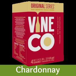 Vineco Original Series - Chardonnay - 30 Bottle Wine Ingredient Kit
