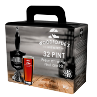 Woodfordes Admirals Reserve - 32 Pint - Rich, Tawny Real Ale Kit