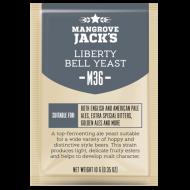 Mangrove Jacks - M36 Liberty Bell Ale Yeast - 10g Sachet