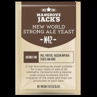 Mangrove Jacks - M42 New World Strong Ale Yeast - 10g Sachet