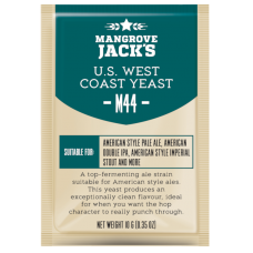 Mangrove Jacks - M44 West Coast Ale Yeast - 10g Sachet