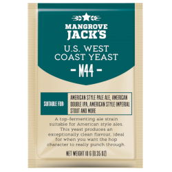 Mangrove Jacks - M44 West Coast Ale Yeast - 10g Sachet