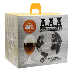 Youngs American Amber Ale AAA - 40 Pint - 3.6kg