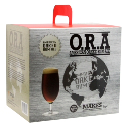 Youngs American Oaked Rum Ale ORA - 40 Pint - 4kg