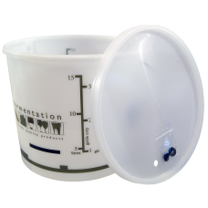 15 Litre Fermentation Bucket with Lid