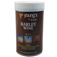 Youngs Harvest Barley Wine - 24 Pint - Single Tin Beer Kit