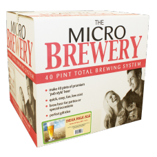 Youngs Micro Brewery - American India Pale Ale - Starter Kit & Barrel