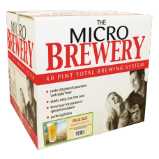 Youngs Micro Brewery - American Pale Ale - Starter Kit & Barrel